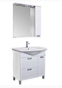 Aquanet Сити 80 мебель для ванной