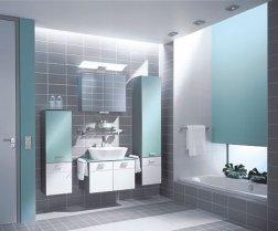 Как #выбрать_мебель для ванной комнаты? Мебель для ванной