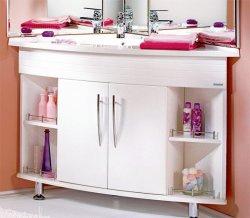Мебель для ванной комнаты Акватон ЛАС-ВЕГАС (угловая левая