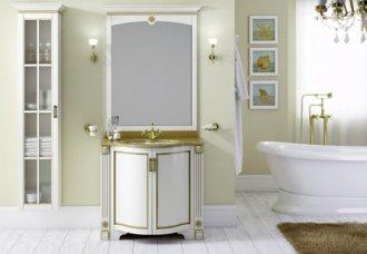 Мебель для ванной комнаты классика, рекомендации по выбору