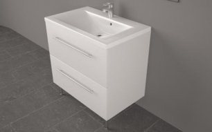 Мебель для ванной комнаты шкафы пеналы зеркала   Шкафчик навесной