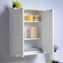 Нужен ли вам, навесной шкаф в ванную и как его выбрать правильно?