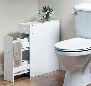 Пеналы и шкафы, комоды для ванной комнаты