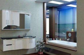 Потеснитесь, европейские производители мебели для ванных комнат