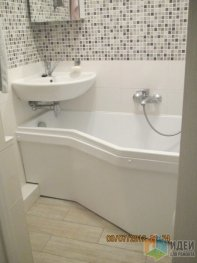 Ремонт в ванной - спасибо сайту! | Идеи для ремонта