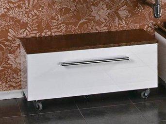 Товар Тумба для ванной без раковины Логика 80 выкатная, 80см