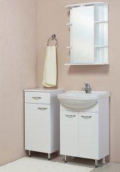 Тумба для ванной комнаты без раковины - советы по выбору