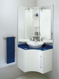 Угловая мебель для ванной - Производство мебели для ванной и