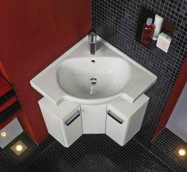 Умывальники для ванной (54 фото) комнаты: особенности монтажа