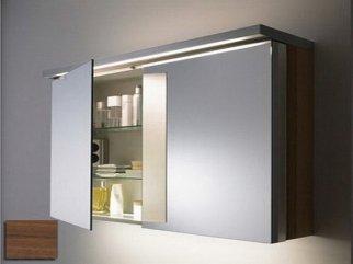 Зеркальный шкаф для ванной: преимущества и виды | Ремонт и дизайн